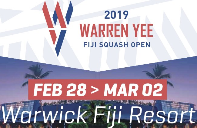 2019 Warren Yee International Squash Championship-Final
