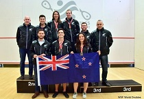 NZ WSF World Doubles