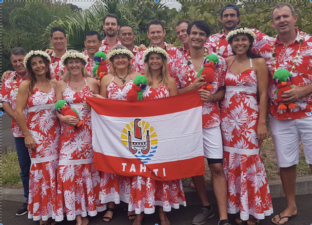 Team Tahiti